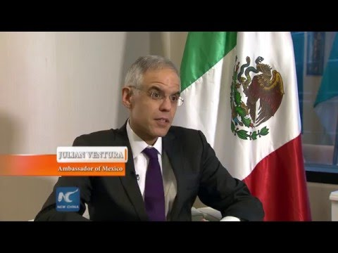 Mexican ambassador to China: Mexico welcomes Chinese tourists