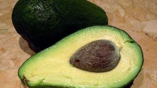 Авокадо полезные свойства. Салат с авокадо