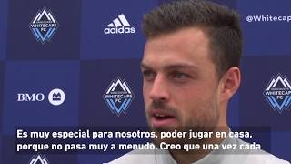 """Stefan Marinovic, prevé unos partidos """"contra la pared"""" frente a Perú para ir al Mundial Rusia 2018"""