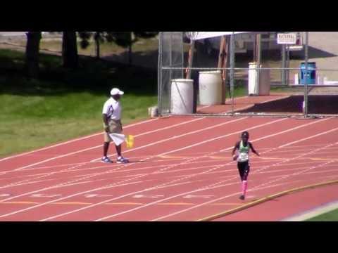 2013 AAU Jr  Olympics, Detroit, MI   Finals 4 x 400M 10 Yr Old Girls
