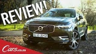 Volvo XC60 D5 Review - Better than the XC90 - Cars.co.za