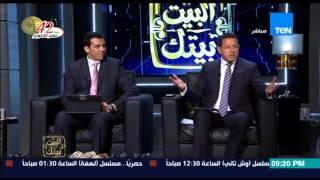 """البيت بيتك - محمود الفقي """" صاحب مبادرة يلا نكرمهم ونوثق بطولاتهم """" يوضح السبب من هذه المبادرة"""