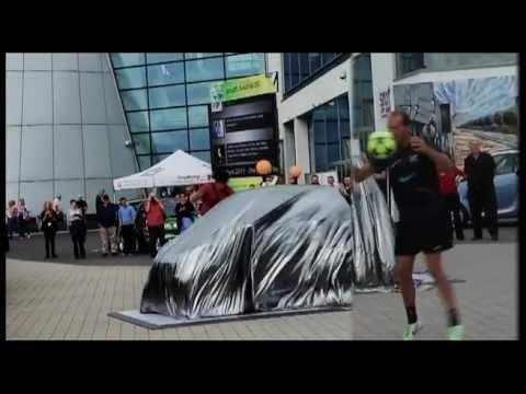Mercedes Benz Smart Festival EXTREME Urban Entertainers