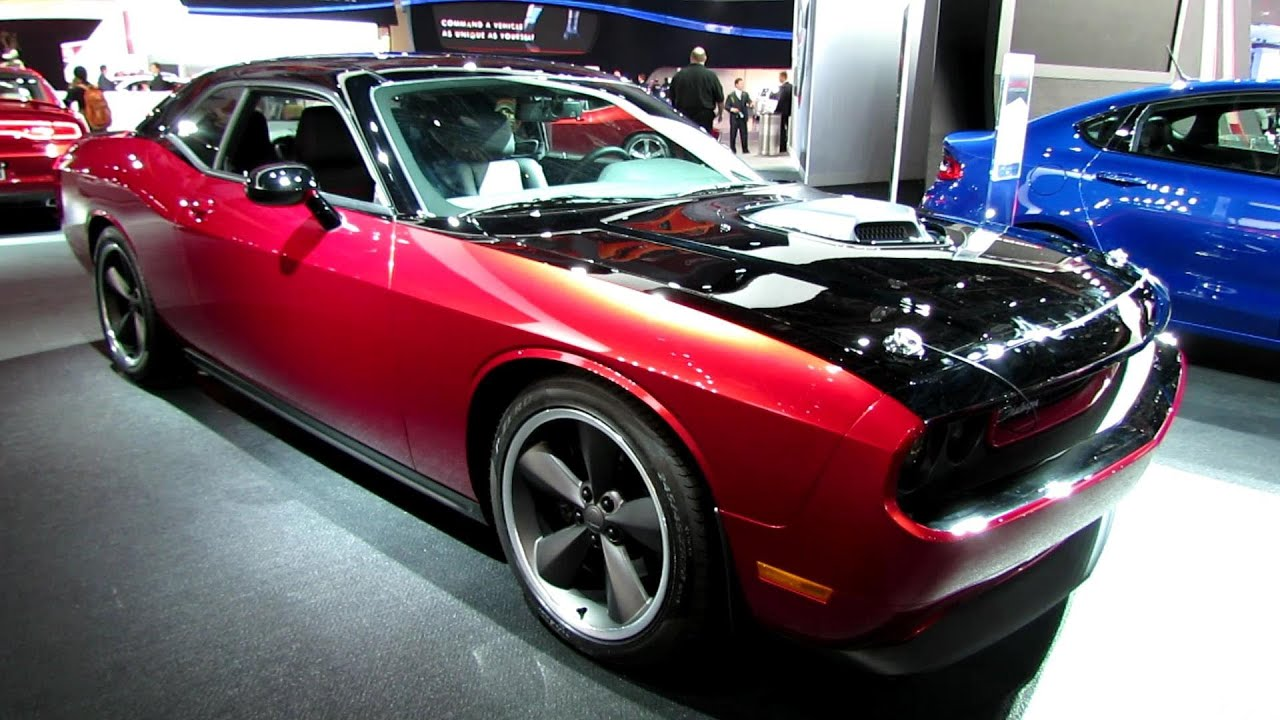 2014 dodge challenger interior. 2014 dodge challenger scat pack 3 exterior and interior walkaround detroit auto show youtube