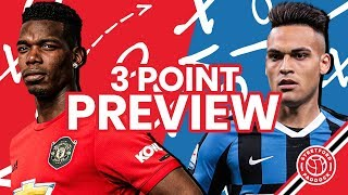Manchester United vs Inter Milan | Three Point Preview | United Tour 2019