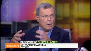 Why WPP CEO Sir Martin Sorrell Is Approaching 2015 'With Caution'