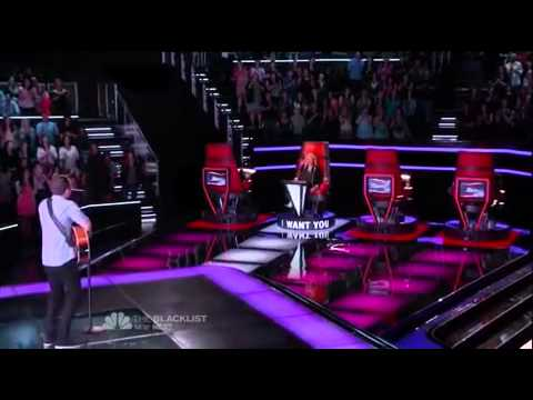 Troy Ritchie ( Out of My League ) - The Voice US Season 7