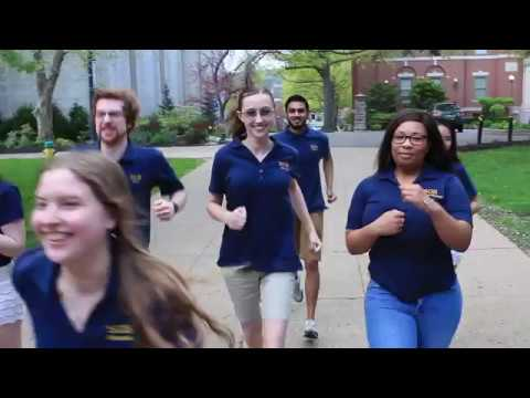 Lycoming College 2017 Student Orientation Staff (SOS)