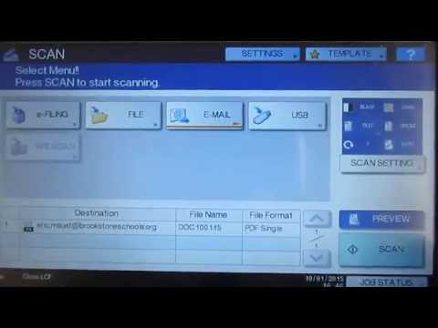 OKI MB40 - Scan-to-Email - hotmail com - DivX HD - FINAL VERSION avi