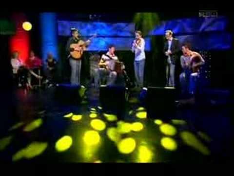 Irish Traditional Group Téada Perform on Ardán-Part 1
