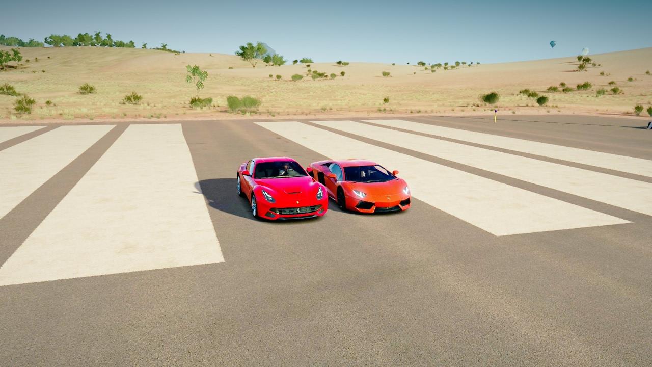 Lamborghini AVENTADOR vs Ferrari F12 Berlinetta - DRAG ...