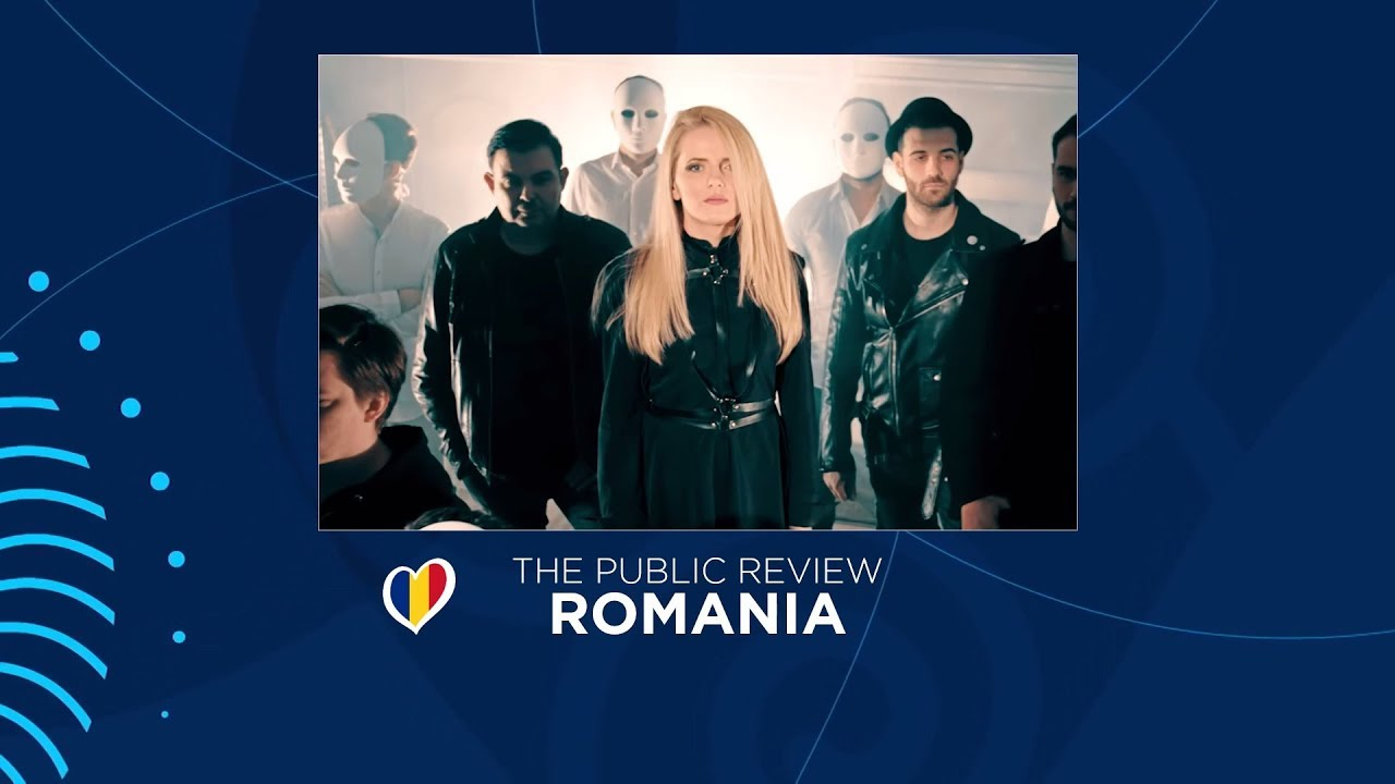 The humans goodbye romania eurovision 2018 the How to say goodbye in romanian