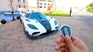 Here's Why The Koenigsegg Is Worth $10 million Dollars !!!