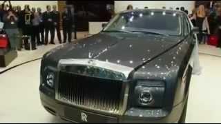 unser Rolls Royce Phantom Herstellung