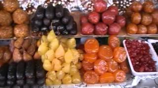 ЧТО ПРИВЕЗТИ из АРМЕНИИ  СЛАДОСТИ РЫНОК ЕРЕВАН 2015(Засахаренные фрукты вкуснейшие сладости., 2015-10-28T14:29:32.000Z)