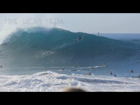 The Wedge | September 7 | 2015 (RAW FOOTAGE)