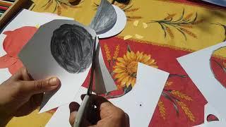"""""""Atelier créatif : La valse des ronds"""" proposé par Habib de la Maison de l'enfance Charlotte Delbo"""
