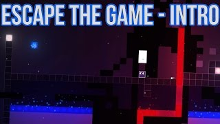 """New """"Escape The Game: Intro"""" Crazy Cube Survival Game 