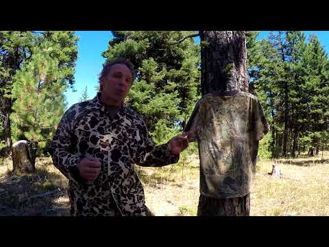Selecting Camouflage Hunting Clothing