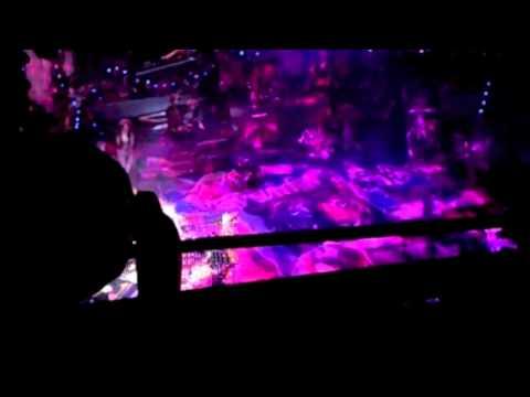 CAT's the Musical Uk Tour 2013 - Mr Mistoffelees
