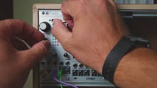 Mutable Instruments: Plaits - Same arpeggio, different sounds | distilled noise