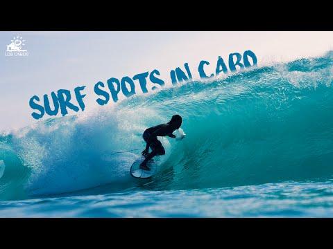 Surf Spots In Cabo San Lucas