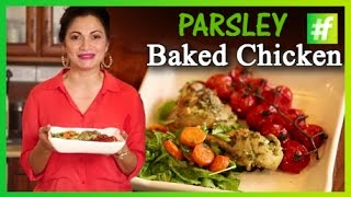 How To Make Parsley Baked Chicken