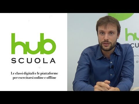 Webinar - HUB Scuola: Le Classi Digitali E Le Piattaforme Per Esercitarsi Online E Offline