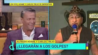 ¡Intensa discusión entre Alfredo Adame y Carlos Trejo en vivo! | De Primera Mano