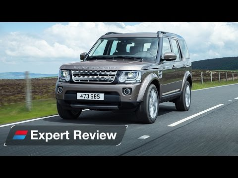 2014 Land Rover Discovery car review