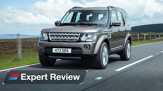 2014 Land Rover Discovery car review(The 2014 Land Rover Discovery is capable of just about anything, both on- and off-road. It's pricey, but is it worth it? Ivan Aistrop finds out. Like the video?, 2014-11-12T12:22:43.000Z)