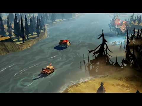 The Flame in the Flood - Switch Launch Trailer (PC/PS4/Xbox One/Nintendo Switch)