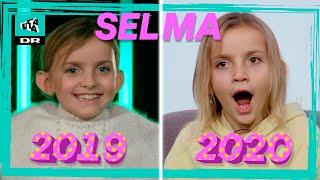 Selma: Samme interview 1 år efter | Julefeber Ekstra