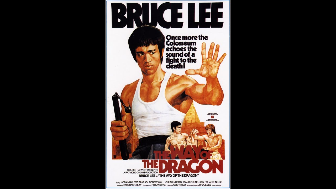 Way of the Dragon (1972) Movie Review - YouTube