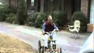Quadricycle tumtumcar 4 wheel bike