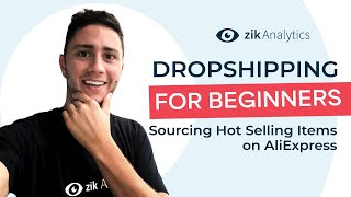 Dropshipping for Beginners |  Find AliExpress Hot Products
