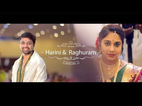 Best Indian Telugu Cinematic Wedding | HARINI + RAGHURAM | Wedding Film