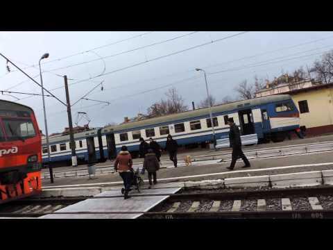 Зеленоградск Железнодорожный вокзал