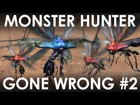 Monster Hunter Gone Wrong #2