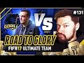 PLAYING HUGE GORILLA! - #FIFA17 Road to Glory! #131