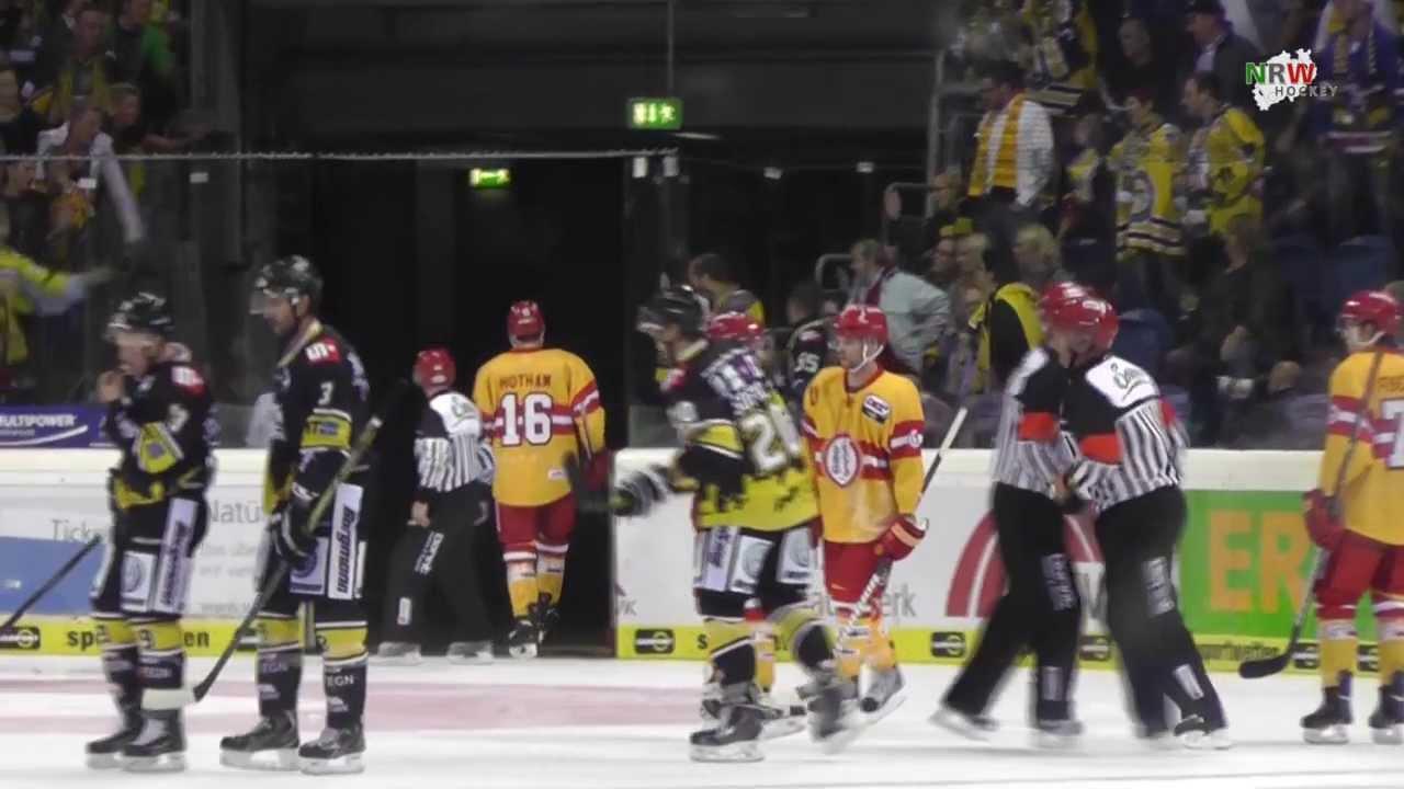 Matchstrafe Eishockey