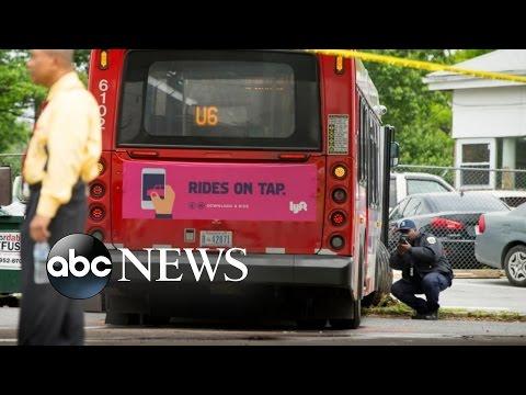 Deadly Bus Hijacking in Washington, DC