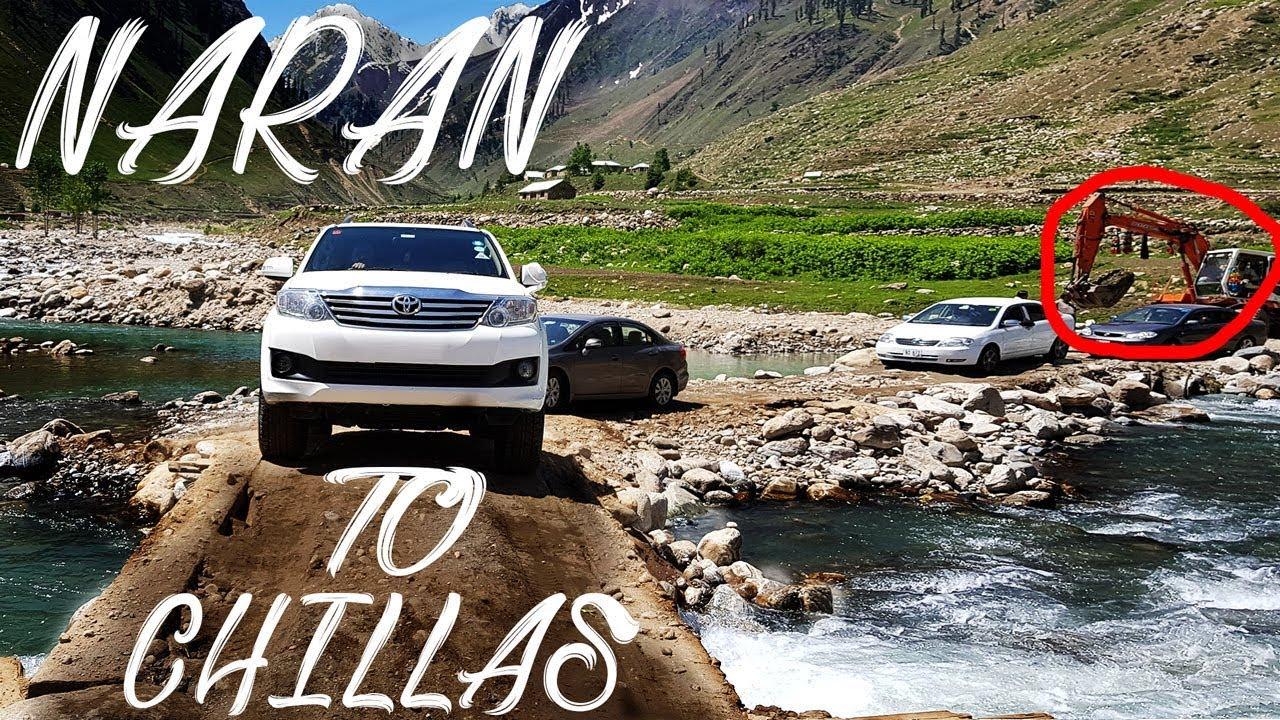 NARAN TO BABUSAR TOP TO CHILLAS 2018 - Naran to Chillas via Babusar Pass