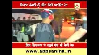 Virat Kohli abuses journalist
