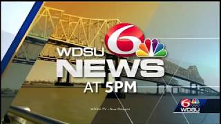 WDSU News at 5pm Open February 8, 2018