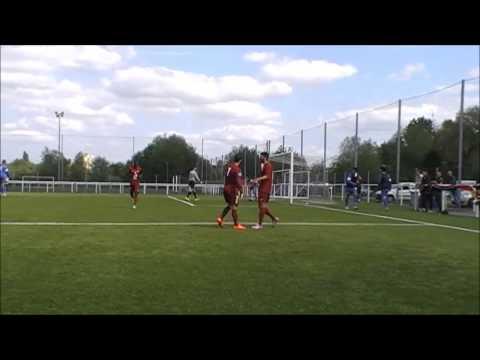 Umut Bozok goal against Besancon