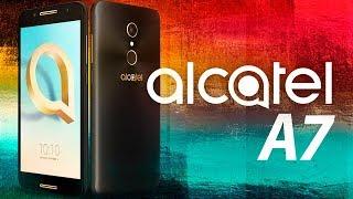 Alcatel A7 review, resucitando un clásico