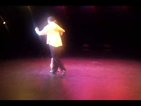 Cabaret Tango forum des halles 14 juin 2013