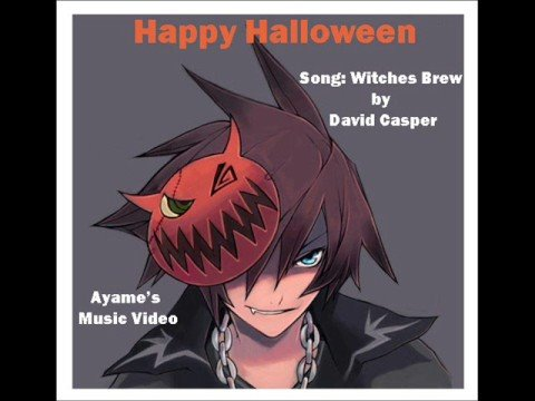 Witches Brew from Halloween Town 2, w/ Lyrics