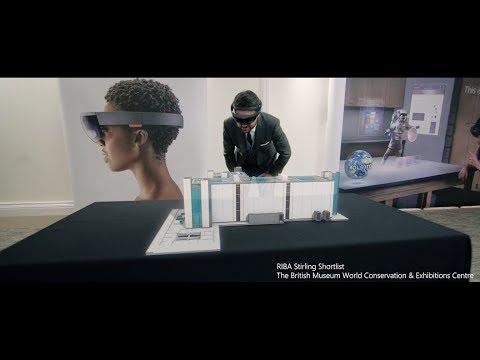 Microsoft HoloLens: RIBA Stirling Prize 2017 Finalists
